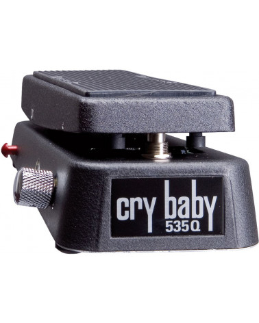 GCB 535Q Crybaby Réglable + Boost