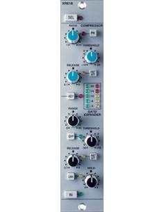 X-Rack Stereo Dynamics