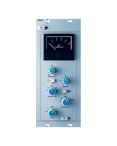 X-Rack Stereo Bus Compressor