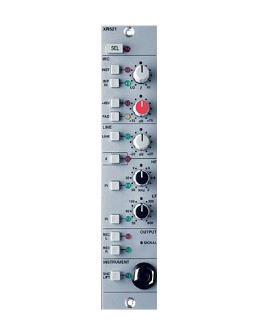 X-Rack Mic Amp