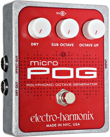 music action micro pog ehx
