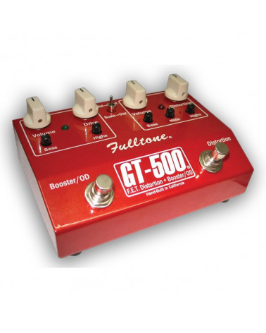 GT-500 Distortion+Booster
