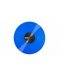 """Vinyl control 12"""" Bleu"""